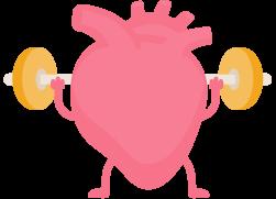 心臓リハビリ