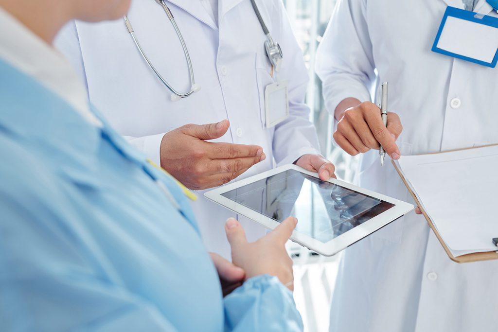 診療科の紹介の画像